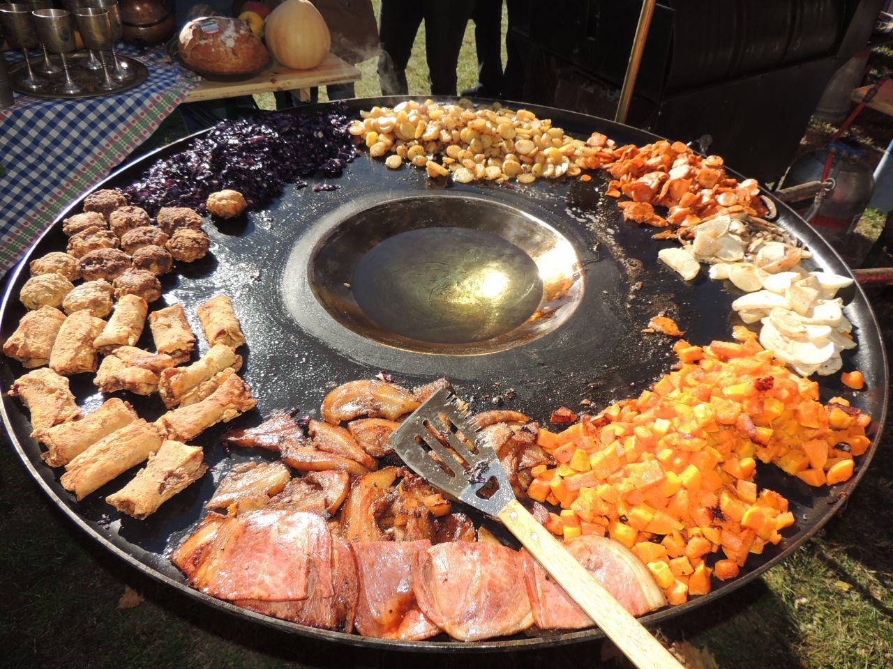 Tárcsás Ételek Fesztiválja - Helyi nemzetiségek rendezvénye